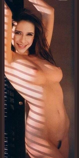 Дженнифер Лав Хьюитт голая. Фото - 3
