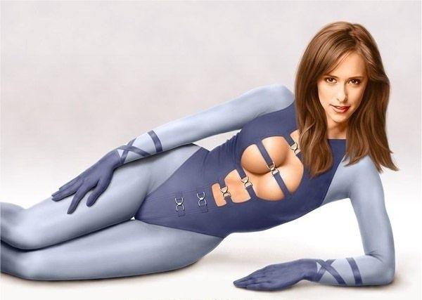 Дженнифер Лав Хьюитт голая. Фото - 5
