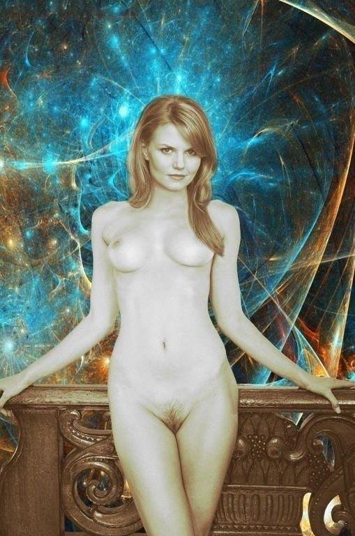 Дженнифер Моррисон голая. Фото - 11