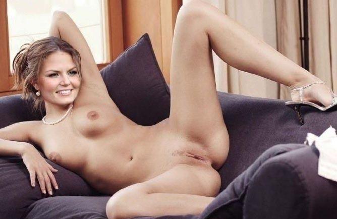 Дженнифер Моррисон голая. Фото - 17