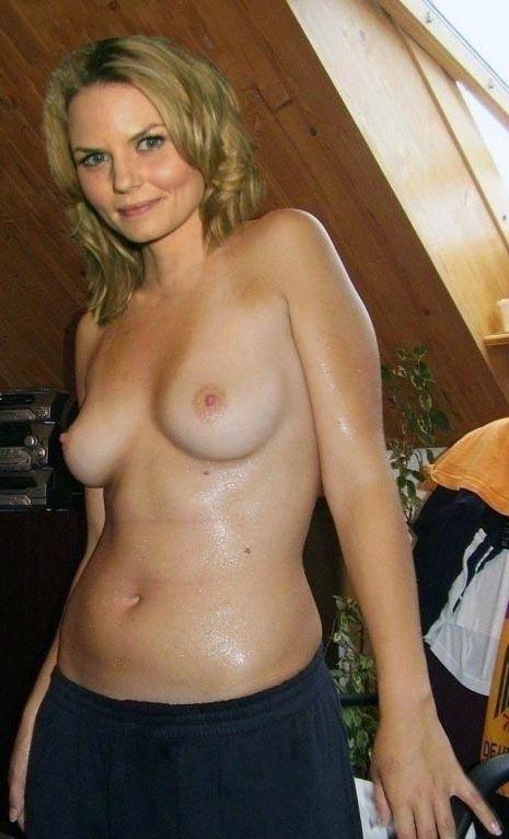 Дженнифер Моррисон голая. Фото - 26