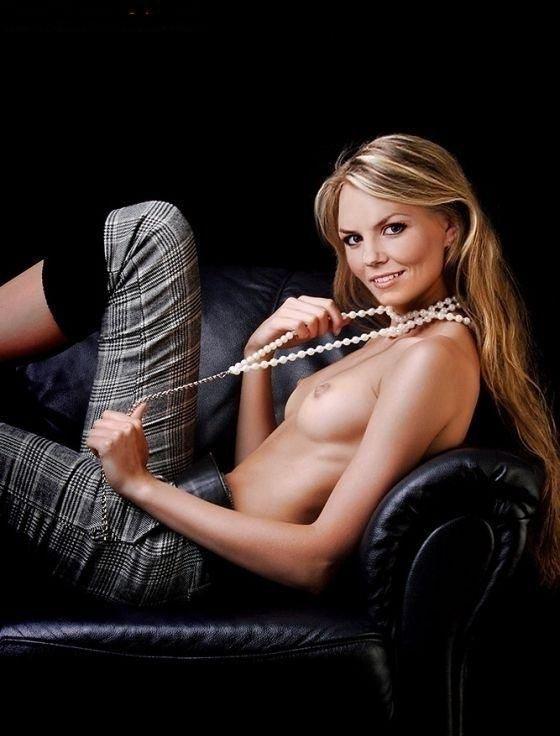 Дженнифер Моррисон голая. Фото - 32