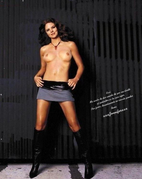 Дженнифер Моррисон голая. Фото - 46