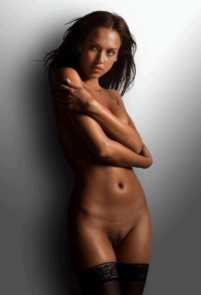 Джессика Альба голая. Фото - 125