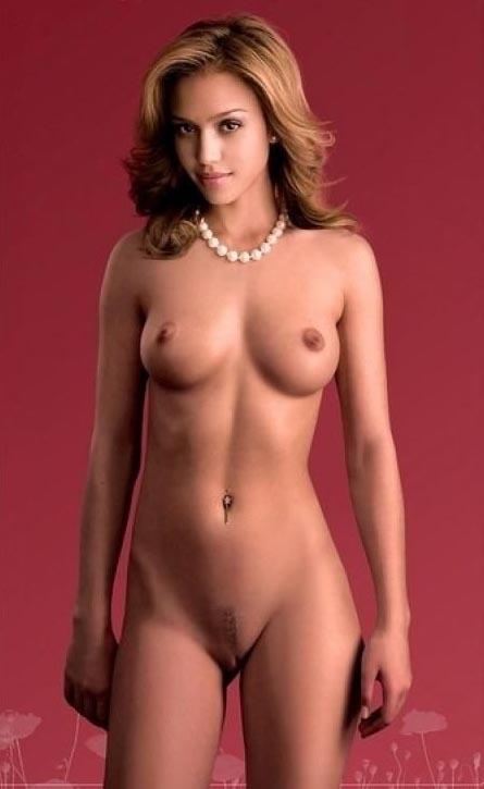 Джессика Альба голая. Фото - 27