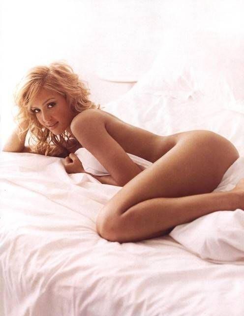 Джессика Альба голая. Фото - 3