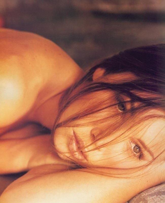 Джессика Бил голая. Фото - 2