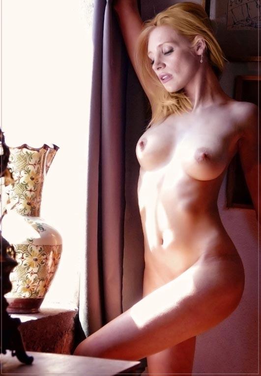 Джессика Честейн голая. Фото - 39