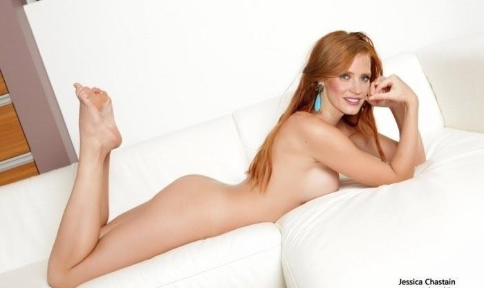 Джессика Честейн голая. Фото - 45