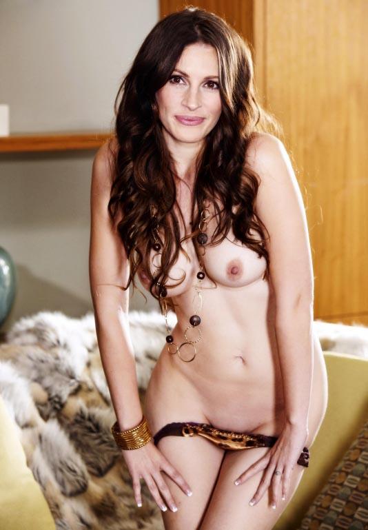 Julia Roberts nahá. Fotka - 15