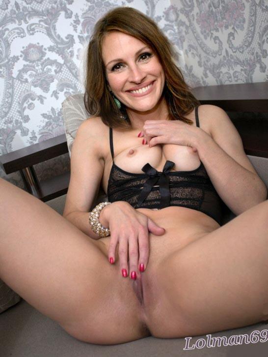 Julia Roberts nahá. Fotka - 25