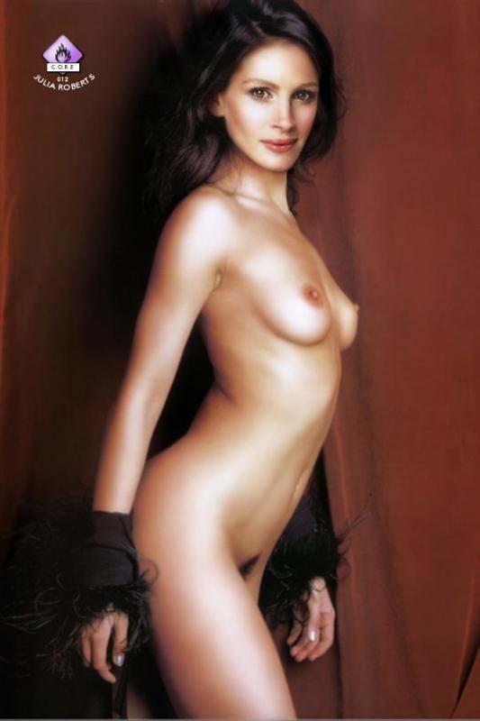 Julia Roberts nahá. Fotka - 27