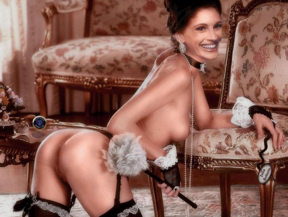 Julia Roberts nahá. Fotka - 28
