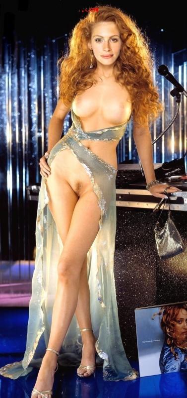 Julia Roberts nahá. Fotka - 29