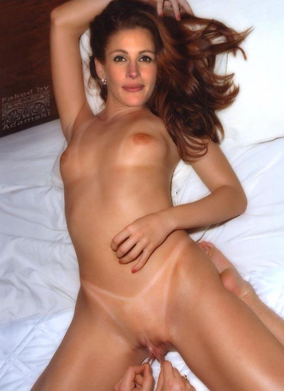 Julia Roberts nahá. Fotka - 35