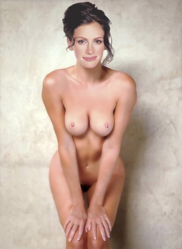 Julia Roberts nahá. Fotka - 4