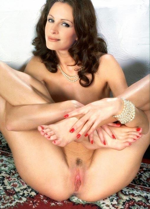 Julia Roberts nahá. Fotka - 43