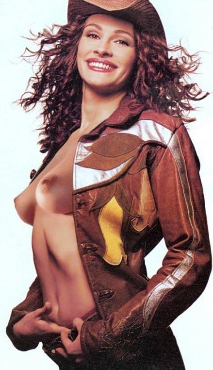 Julia Roberts nahá. Fotka - 47