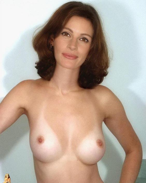 Julia Roberts nahá. Fotka - 48