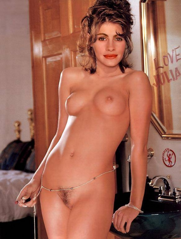 Julia roberts nude movie scenes