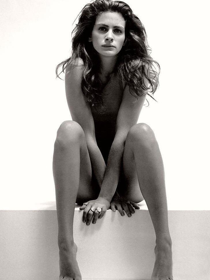 Julia Roberts nahá. Fotka - 74