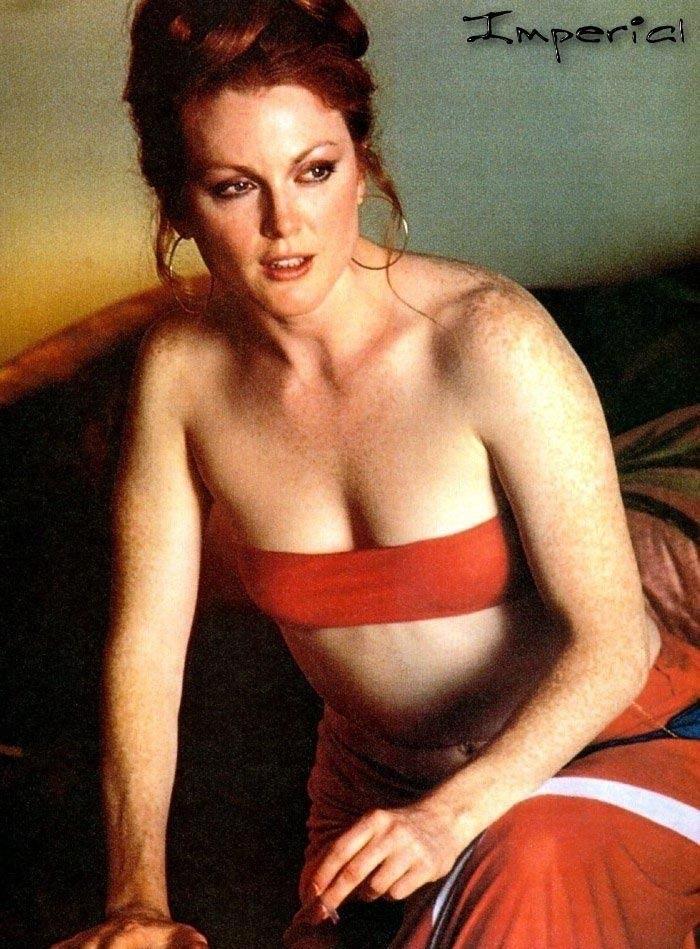 Джулианна Мур голая. Фото - 19