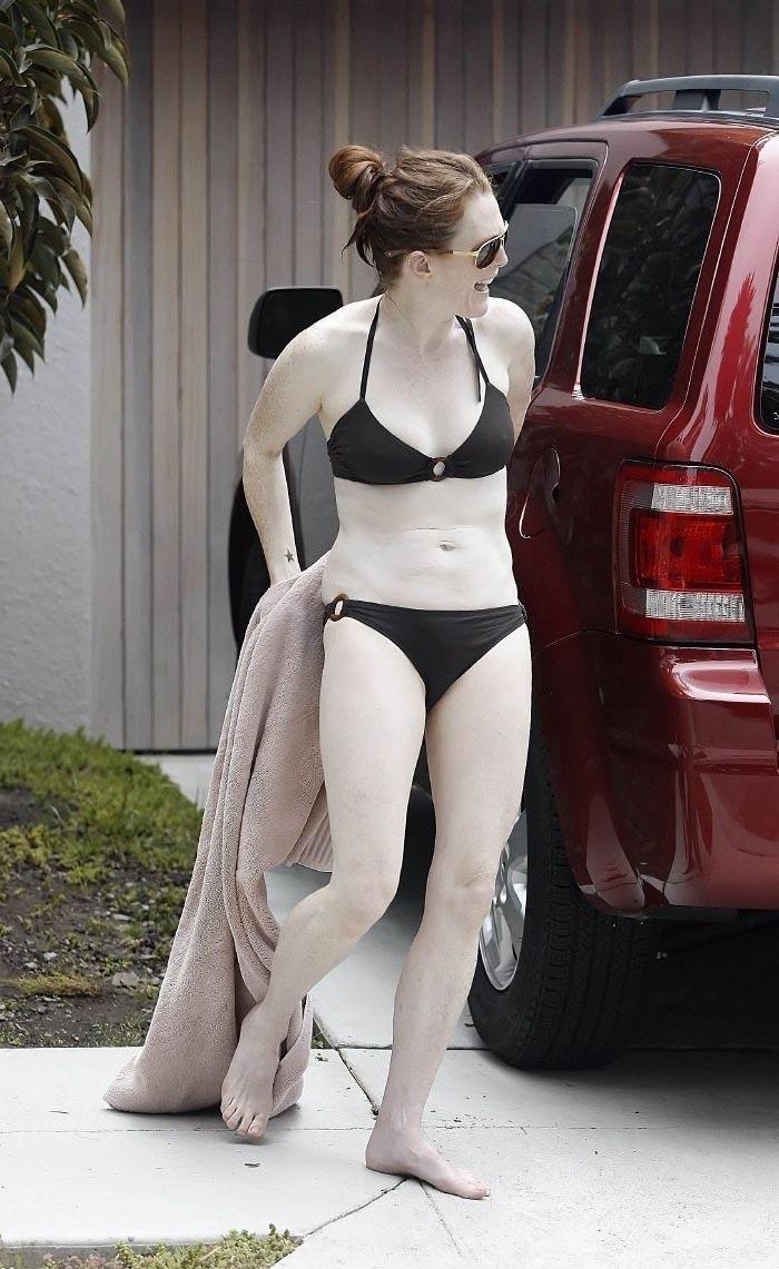 Джулианна Мур голая. Фото - 21