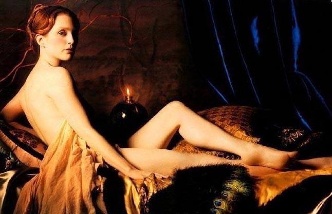 Джулианна Мур голая. Фото - 3