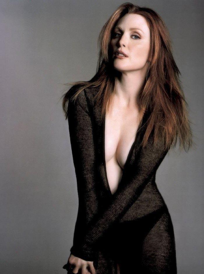 Джулианна Мур голая. Фото - 5