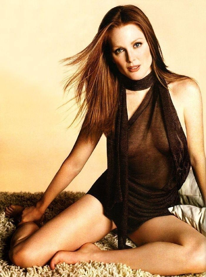 Джулианна Мур голая. Фото - 7
