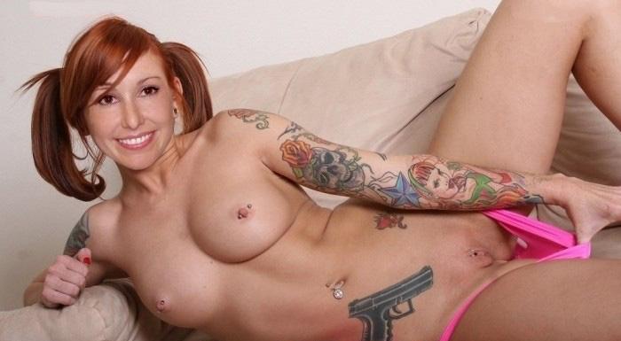 Кэри Байрон голая. Фото - 12
