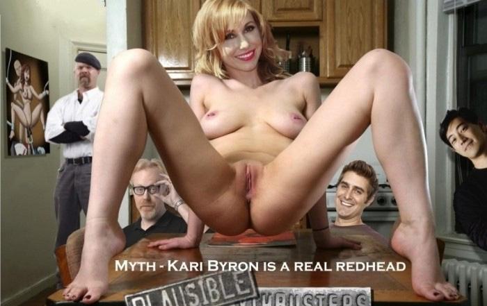 Кэри Байрон голая. Фото - 52