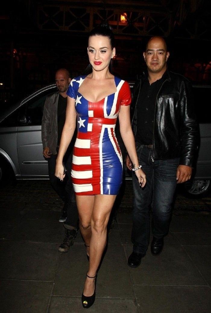 Katy Perry Nackt. Fotografie - 19