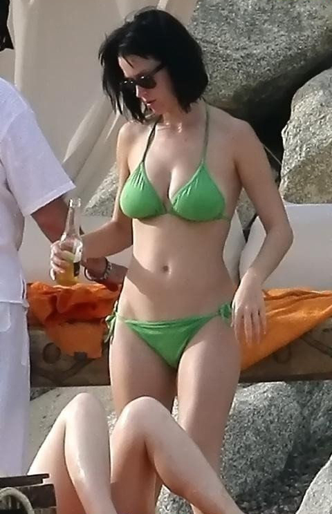 Katy Perry  nackt