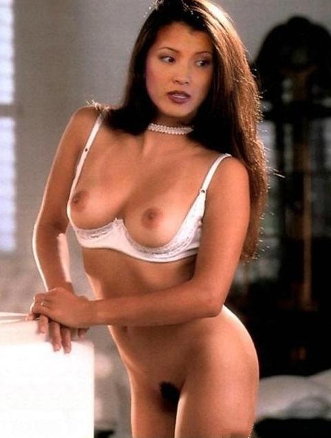 Келли Ху голая. Фото - 8