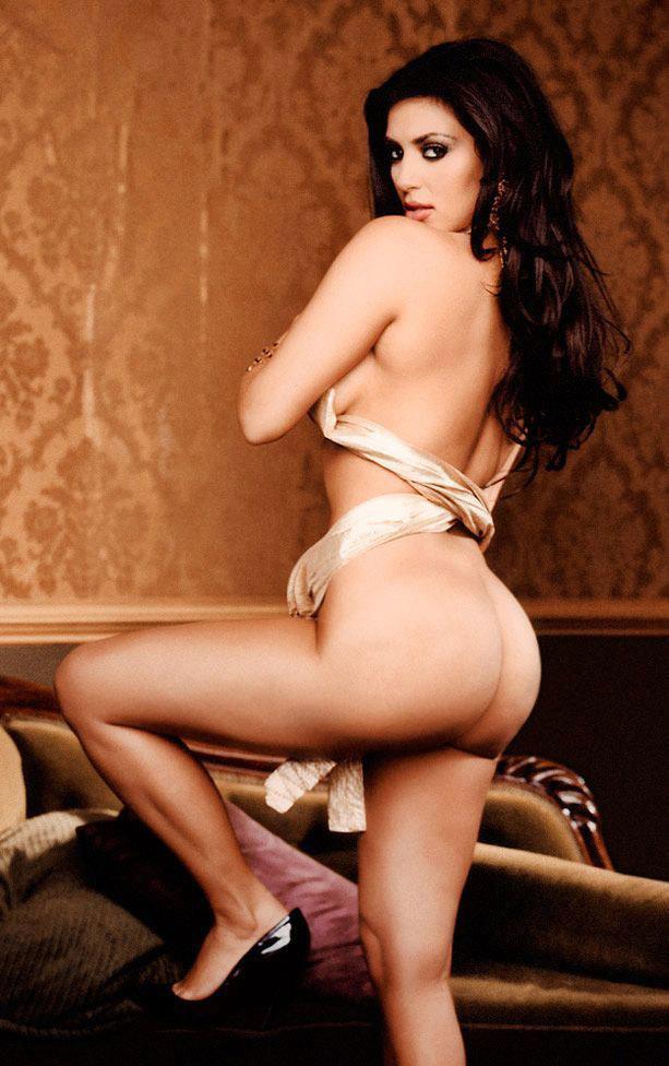 Ким Кардашян голая. Фото - 25