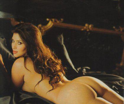 Ким Кардашян голая. Фото - 5