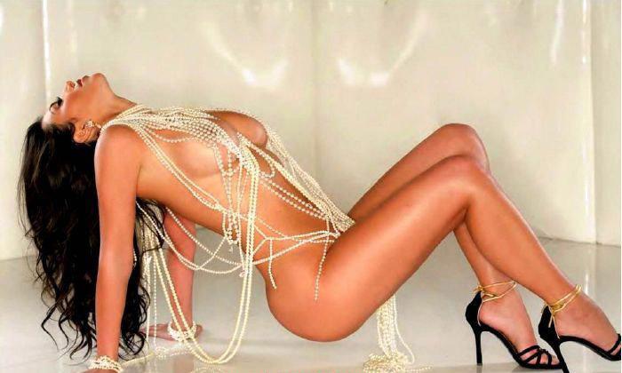 Ким Кардашян голая. Фото - 54