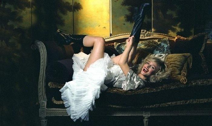Кристен Белл голая. Фото - 10