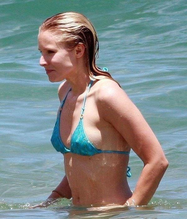 Кристен Белл голая. Фото - 2