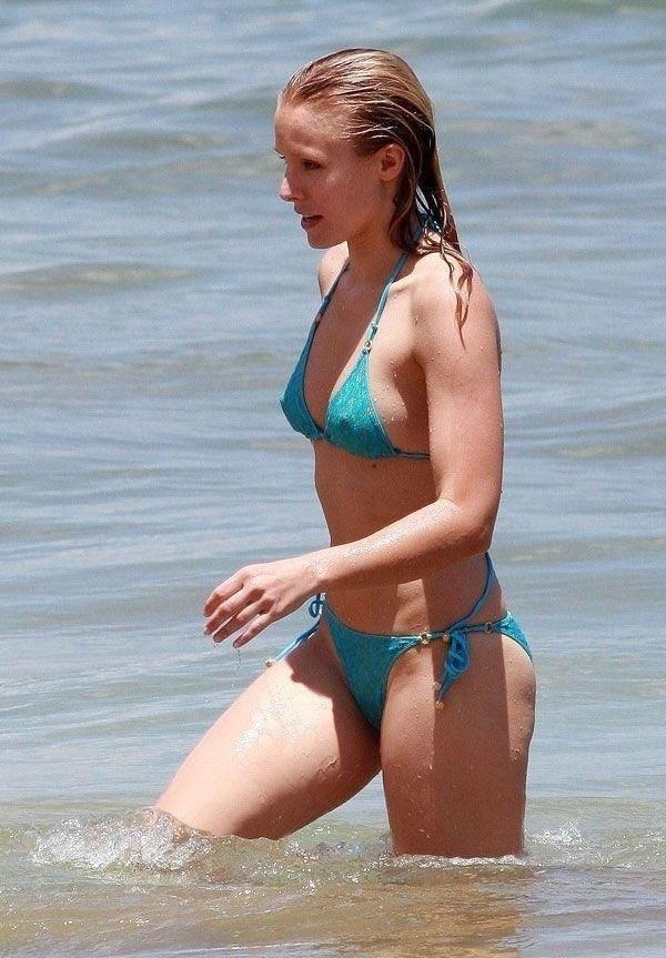 Кристен Белл голая. Фото - 5