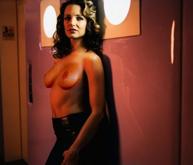 Кристин Дэвис голая. Фото - 2