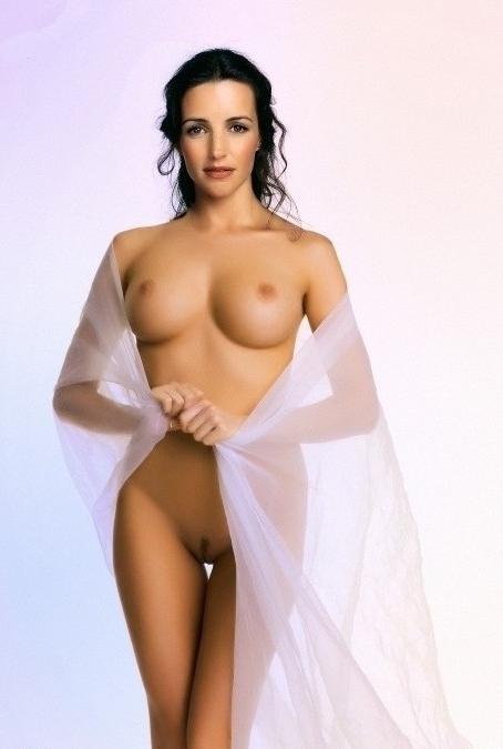 Girl kristin saban nude perfect butt gypsy