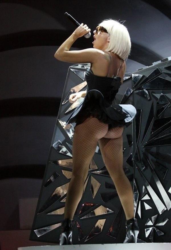 Леди Гага голая. Фото - 1