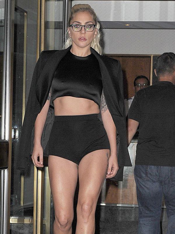 Леди Гага голая. Фото - 19