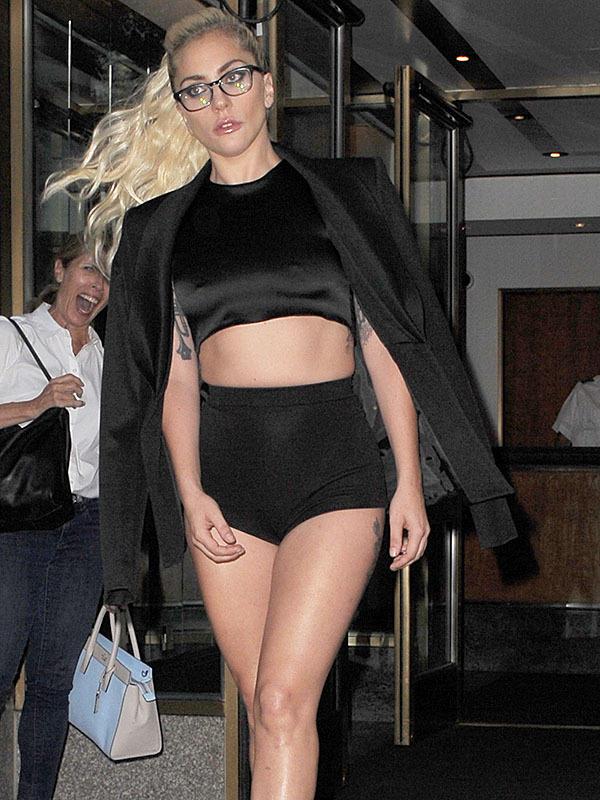 Леди Гага голая. Фото - 20