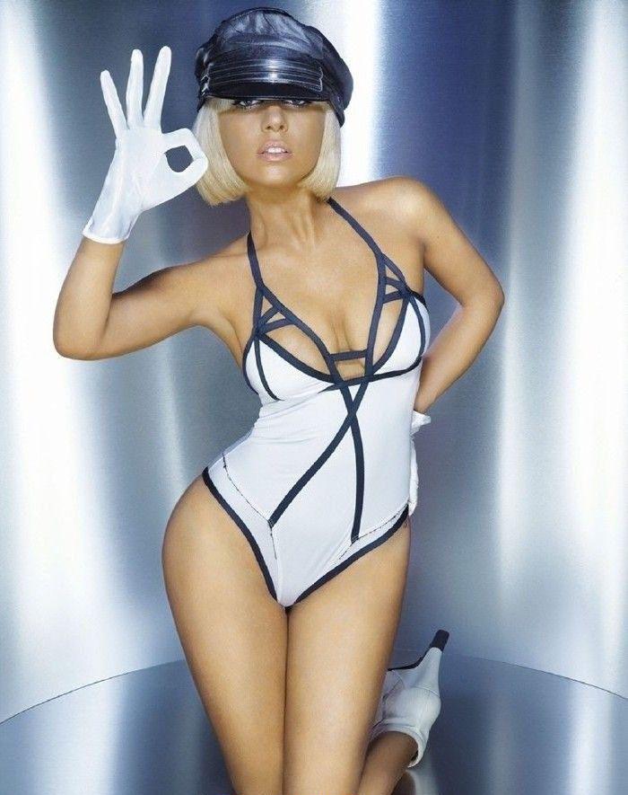 Леди Гага голая. Фото - 9