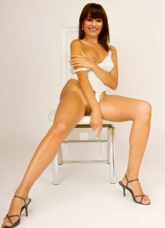 Лиа Мишель голая. Фото - 43