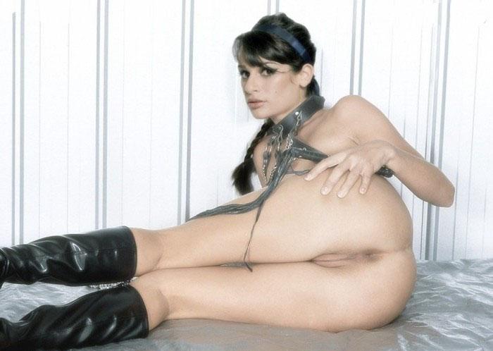 Лиа Мишель голая. Фото - 50