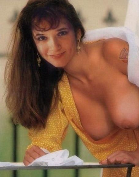 Лиа Томпсон голая. Фото - 24